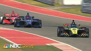 IndyCar iRacing Challenge: Circuit of the Americas (FULL RACE) | Motorsports on NBC