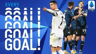 Ronaldo Reaches Another Milestone and Atalanta Hit FIVE!   EVERY Goal   Round 25   Serie A TIM
