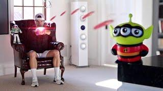 Toy Trick Shots | Dude Perfect