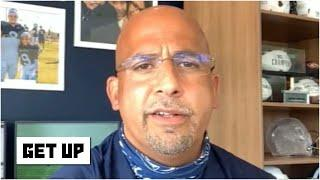 Penn State coach James Franklin on why the college football season shouldn't be canceled | Get Up