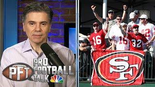 Will NFL end up allowing fans into stadiums? | Pro Football Talk | NBC Sports