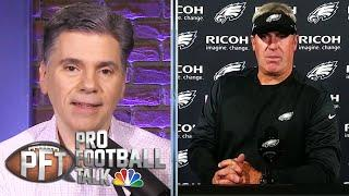 Philadelphia Eagles could bounce back in second half of season | Pro Football Talk | NBC Sports