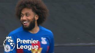 Jairo Riedewald slots Crystal Palace in front of Fulham | Premier League | NBC Sports