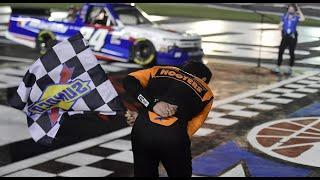 Busch, Elliott react to 'the bow' at Charlotte | NASCAR Truck Series at Charlotte Motor Speedway