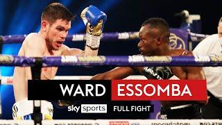 Tommy Ward loses his 100% win record! | Thomas Patrick Ward vs Thomas Essomba | Full Fight