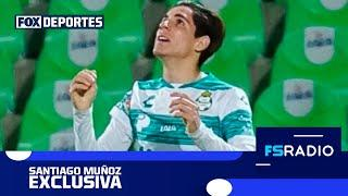 Entrevista EXCLUSIVA con Santiago Muñoz: FOX Sports Radio