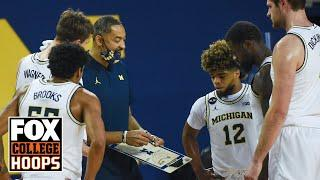 Michigan enters Tier One of Andy Katz's College Basketball Tier Rankings | FOX COLLEGE HOOPS