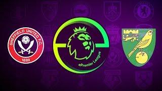 ePremier League Invitational 2: Sheffield United v. Norwich City | FULL MATCH REPLAY | NBC Sports