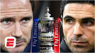 Who needs to win FA Cup final more: Mikel Arteta or Frank Lampard? | FA Cup Final