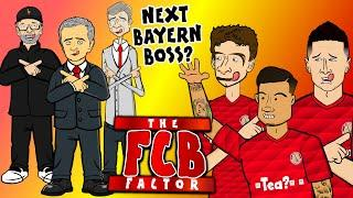 BAYERN BOSS - the AUDITIONS! Mourinho? Wenger? Klopp to Munich? The FCB Factor!
