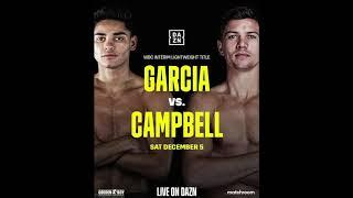 RYAN GARCIA vs LUKE CAMPBELL OFFICIALLY ANNOUNCED AND DATE SET!