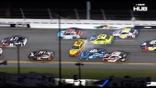 NASCAR RACE HUB'S Radioactive: Bubbles burst in the the wreck filled end at Daytona