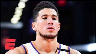 Reacting to Devin Booker's NBA All-Star snub | Bart and Hahn