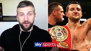 What made Carl Froch cry during his boxing career? | Doing The Rounds