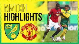 HIGHLIGHTS   Norwich City 1-2 Manchester United AET