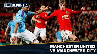 Manchester United vs Manchester City: Premier League