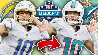 10 DO-OVERS From The 2020 NFL Draft That These Teams Would DEFINITELY Take Instead