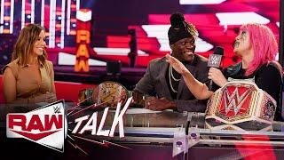 No one on any brand is ready for Asuka: Raw Talk, Oct. 5, 2020 (WWE Network Exclusive)