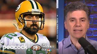 Aaron Rodgers doesn't want to be the bad guy in Green Bay Packers | Pro Football Talk | NBC Sports