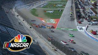 NASCAR Cup Series calamity forces red flag at Texas Motor Speedway   Motorsports on NBC