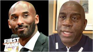 Magic Johnson credits Kobe Bryant for behind-the-scenes role in Lakers' 2020 NBA title | First Take