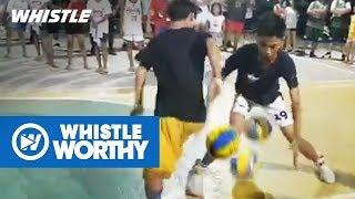 Top 15 AMAZING Streetball Crossovers & Moves