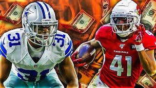 10 NFL Free Agents that Will Be GROSSLY OVERPAID this Offseason... DON'T DO IT!!!
