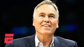 Mike D'Antoni finalizing deal to join the Nets' coaching staff | KJZ