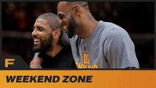 Kyrie Irving Possibly Reuniting With LeBron James & Michael Porter Jr Takes The L Of The Week | WEZ