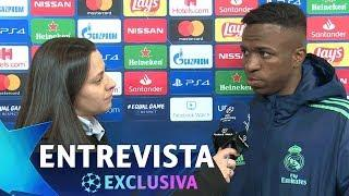 "VINICIUS JR: ""O Real Madrid NUNCA vai DESISTIR"" - Real Madrid 1 x 2 Manchester City"