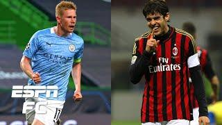 Man City's Kevin De Bruyne or Ricardo Kaka: Who would you rather take in their prime? | Extra Time