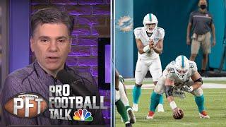 Why timing was right for the Miami Dolphins to start Tua Tagovailoa | Pro Football Talk | NBC Sports