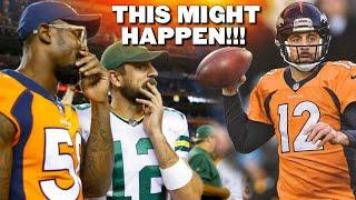 Aaron Rodgers Prefers the Broncos!!!!?!?!?!?!?!?!