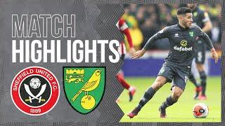 HIGHLIGHTS | Sheffield United 1-0 Norwich City
