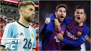 Can Papu Gomez unlock Lionel Messi at Argentina like Phillipe Coutinho does at Barca?   Extra Time