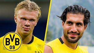 Erling Haaland & Emre Can: Unbändiger Wille   BVB 09 - Stories who we are