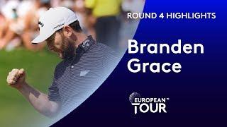 Branden Grace cards final round 62 to win home Open | South African Open 2020