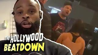 Tyron Woodley Says Don't Cancel Mike Perry, We Need To Hear His Side | The Hollywood Beatdown