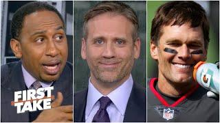 Max Kellerman admits: 'I was wrong, Tom Brady never fell off a cliff' | First Take