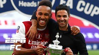 Every possibility Pierre-Emerick Aubameyang stays at Arsenal - Stewart Robson | ESPN FC