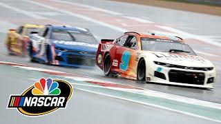 NASCAR Cup Series: EchoPark Texas Grand Prix   EXTENDED HIGHLIGHTS   5/23/21   Motorsports on NBC