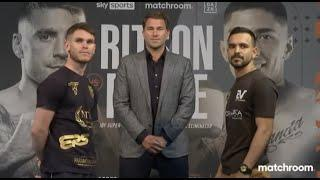 'IT WAS A BAD CUT, BUT WASN'T MY BEST PERFORMANCE' - EDDIE HEARN TOLD BY HONEST  THOMAS PATRICK WARD