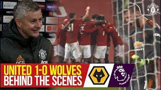 Behind the Scenes & Pitchside Cam | United 1-0 Wolves | Access All Areas | Manchester United