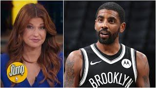 The Jump reacts to Kyrie Irving addressing his 'pawn' comments