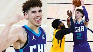 """LaMelo Ball Too Confident? Taunts Mike Conley Jr By Saying He's """"Too Small To Guard Me"""""""