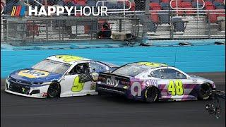 The champ is here! NASCAR's 2020 Championship race from Phoenix Raceway in 52 minutes | Happy Hour