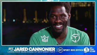 """I am calculated and cold-blooded!"" Jared Cannonier is as intense a fighter as you'll ever meet"