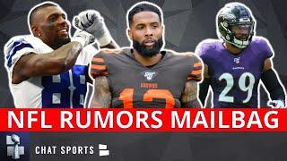 NFL Mailbag: Dez Bryant To Packers Or Raiders? Earl Thomas Free Agency + Odell Beckham Jr. Trade?