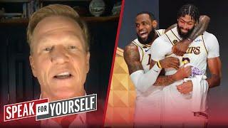 LeBron winning the NBA Finals at age 35 is truly impressive — Bucher | NBA | SPEAK FOR YOURSELF