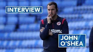 John O'Shea | Royals coach on João hat-trick, youngsters' debuts and getting into Round Two!
